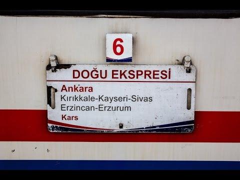 Doğu ekspresi. İstanbul - Ankara - Erzurum. Bölüm1