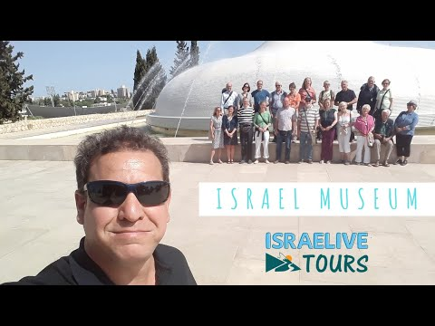 Tours In Israel - Israel Museum In Jerusalem \u0026 Shrine Of The Book - With Guide Michael