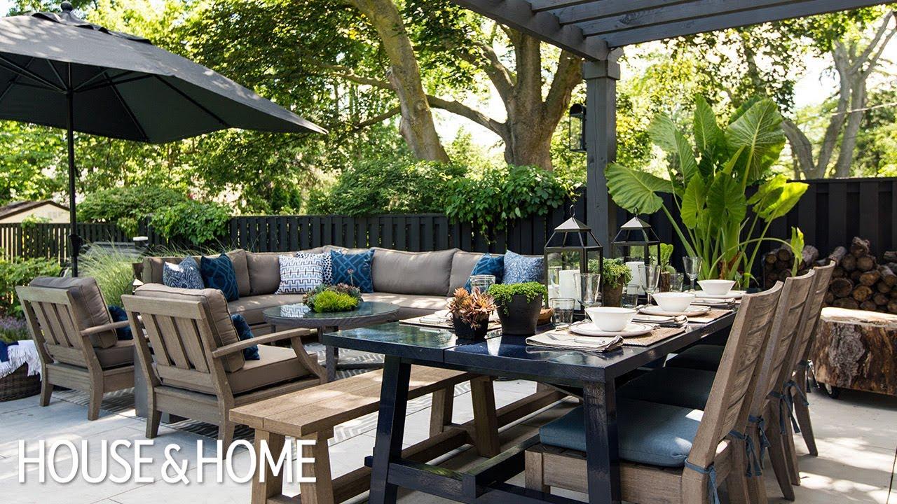 Exterior Design  The Ultimate Backyard Makeover - YouTube