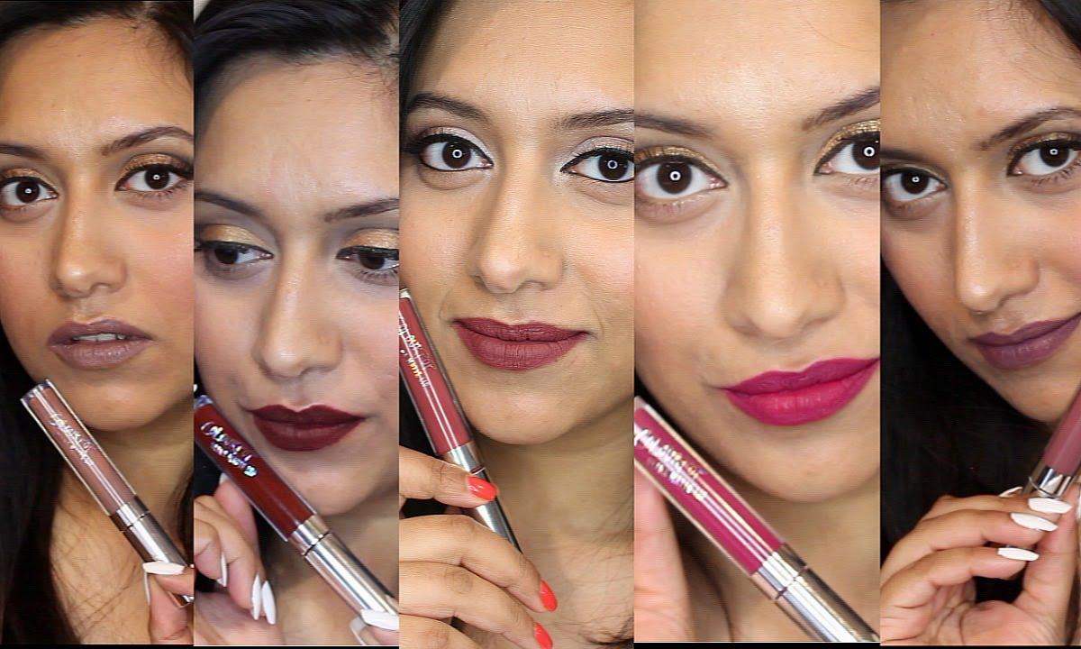 5afe91d45cef9 Colourpop Ultra Matte Liquid Lipsticks