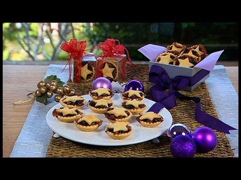 Better Homes And Gardens - Fast Ed: Fruit Mince Pies