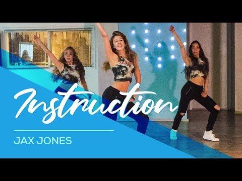Instruction - Jax Jones - Easy Fitness Dance Video - Choreography - Coreografia