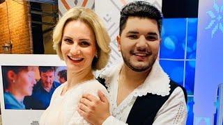 COLAJ ALBUM DELIA BARBU SI MARIAN MEDREGONIU - CA NOI DOI CINE-O MAI FI!