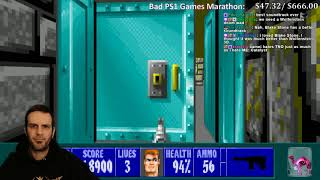 Wolfenstein 3D: Spear of Destiny [Full Playthrough]
