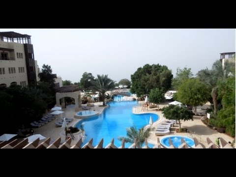 Marriott Dead Sea Resort and Spa Jordan Royal Suite Overview