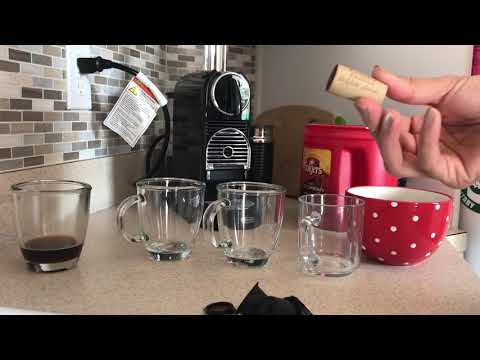 Nespresso Citiz refillable capsules from Amazon review