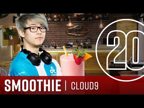C9 LoL Smoothie 20 Questions
