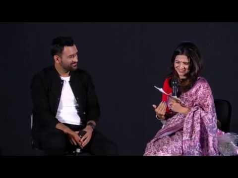 MS Dhoni Meets Legend Of Tamil Cinema Thalaivar Rajinikanth At Chennai - Part 2 - Must Watch