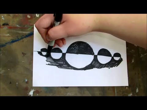 What Is Positive And Negative Space Art Theory