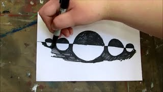 What is positive and negative space? - ART THEORY