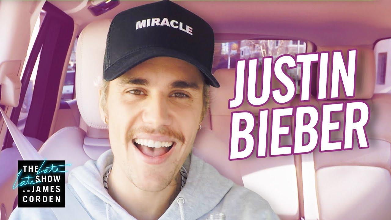 Download Justin Bieber Carpool Karaoke 2020