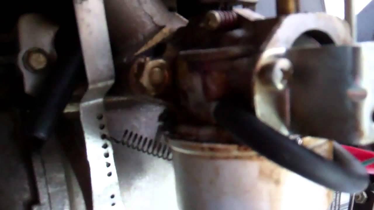 sears craftsman 5 hp tecumseh snowblower fuel related non start quick fix mp4 youtube [ 1280 x 720 Pixel ]