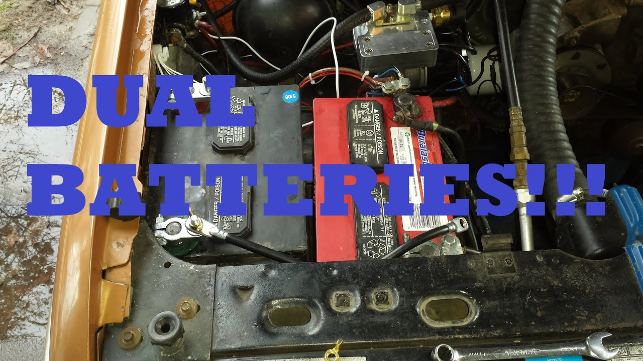 Setting Up Dual Batteries Ford F150 E System Upgrade