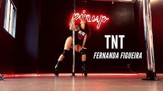 """TNT - AC/DC"" - Pole Dance Choreography"
