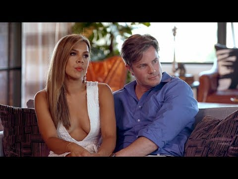 Carly defends her relationship with Troy  Married at First Sight Australia 2018