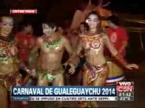 Carnaval de gualeguaychu video mejorado - 1 4
