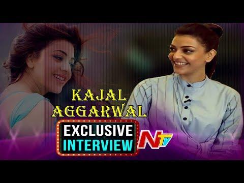 Kajal Aggarwal Exclusive Interview || MLA Movie || Kalyan Ram || NTV