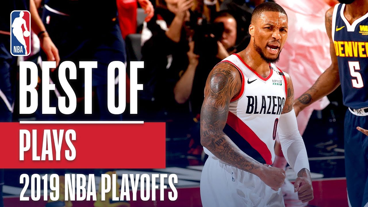 Download The BEST Plays From the 2019 NBA Playoffs!
