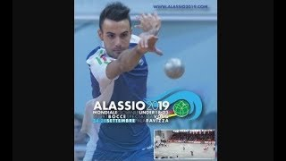LIVE'STREAM √ FIB BOULE LYONNAISE U18 AND U23 WORLD CHAMPIONSHIP - ALASSIO (ITALY) 2019