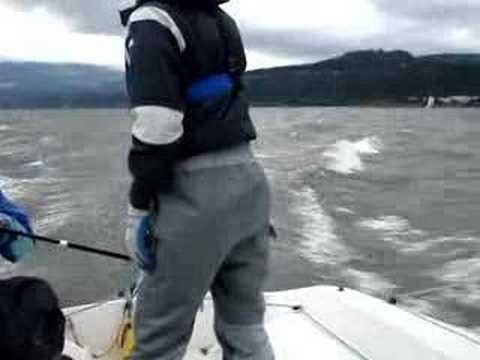 Holder 20 Gorge Sailing