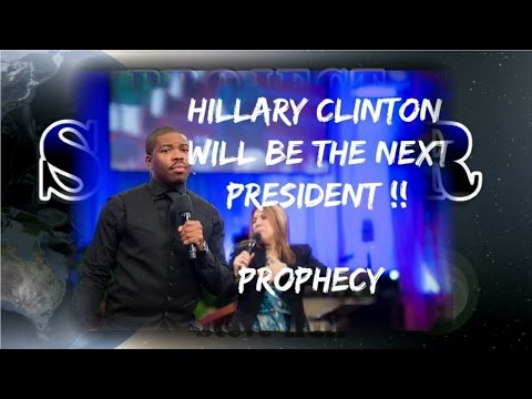 Project Seer SEE-022 Hillary Clinton Next President Prophecy by Brian Carn