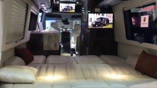 2016 Mercedes Benz Airstream | Luxury Van