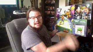 wwe masters of the wwe universe playset review