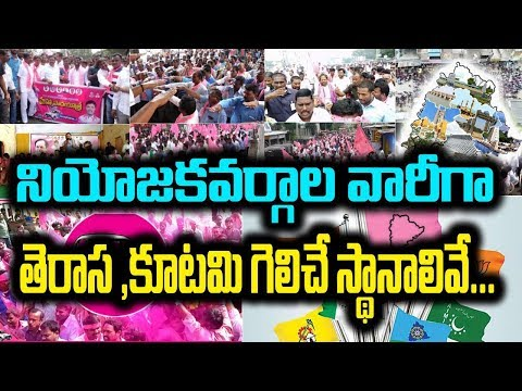 Kutami, TRS will win from these constituencies || Telangana Elections || Kai Tv Media