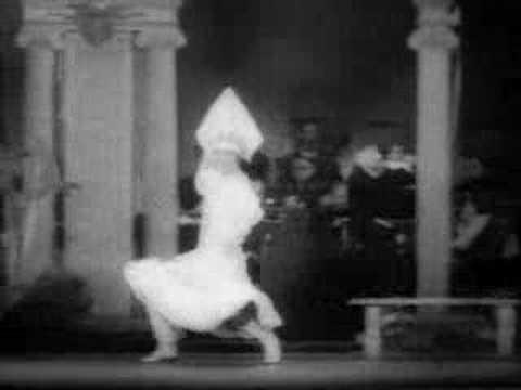 Marilyn Miller - Russian dance