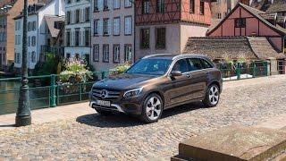 Mercedes-Benz GLC-class 2015 Car Review