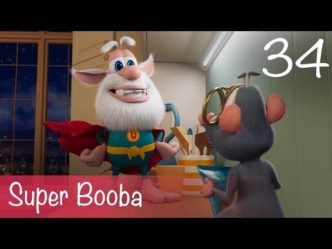 Booba - Super Booba - Episode 34 - Cartoon for kids