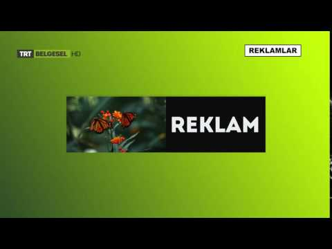 TRT Belgesel Reklam Jeneriği Full HD
