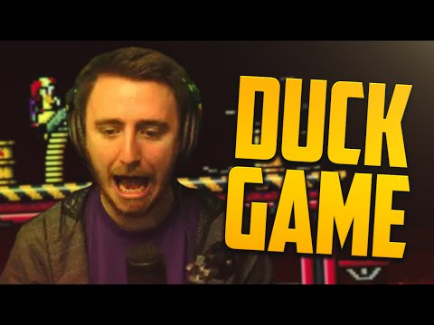 DONT LET HIM WIN! (Duck Game)