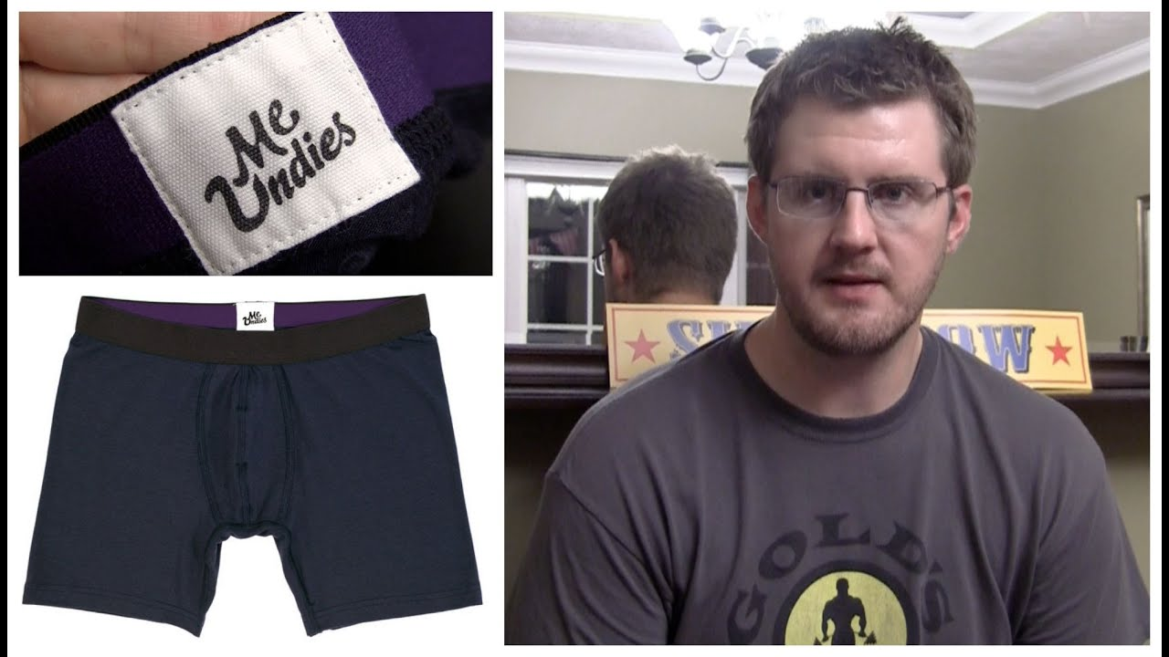 Meundies boxer review