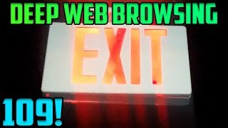 WHERE IS THIS ARG!?! - Deep Web Browsing 109