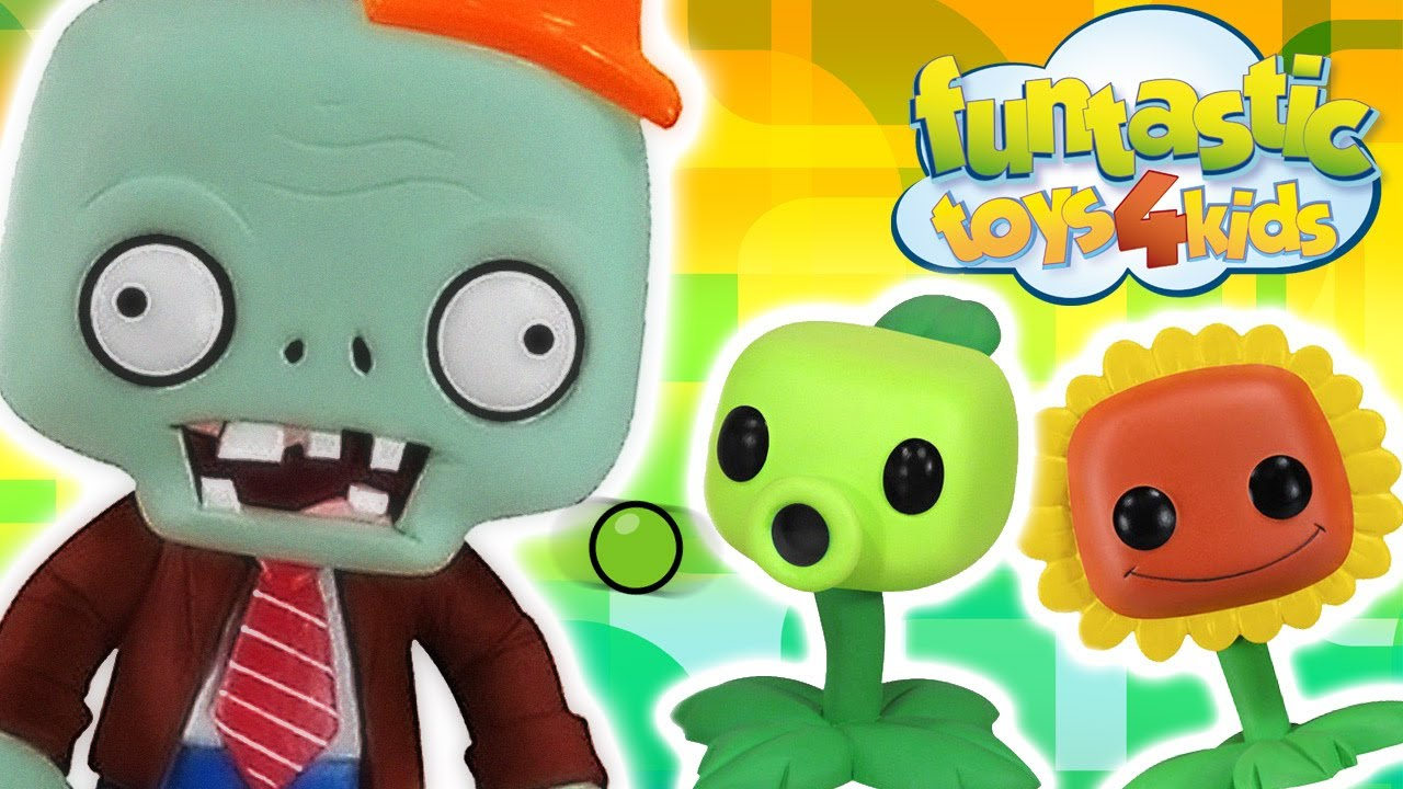 FUNNY Plants vs Zombies Videogame video of Conehead ...