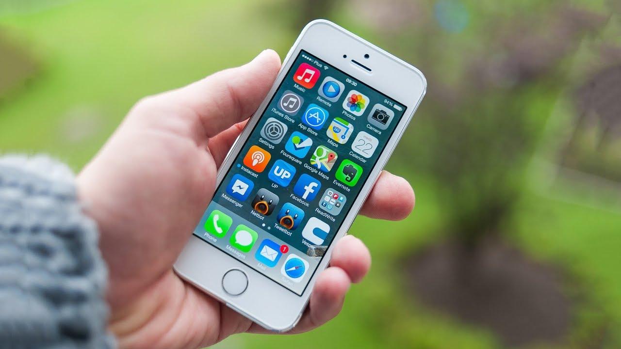 iPhone 5S ở thời điểm 2019 sử dụng sẽ ra sao?
