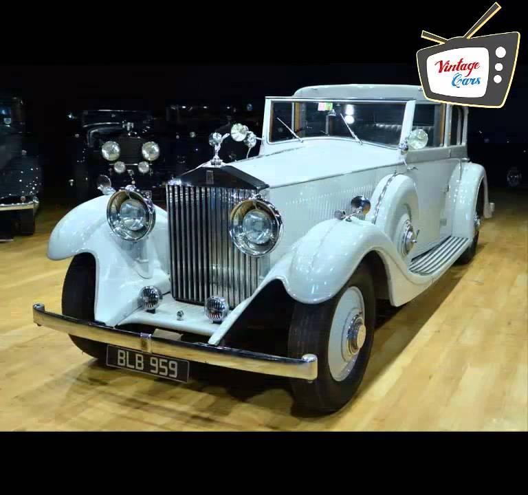 1934 Rolls-Royce Phantom II Freestone