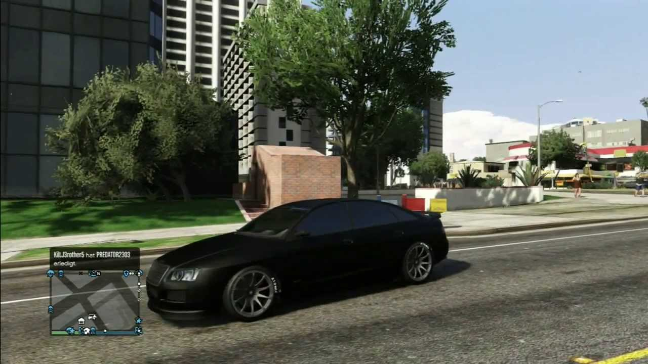 #15 GTA 5 Online, Obey Tailgater (Audi A6), Location ...