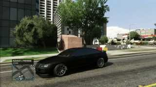 #15 GTA 5 Online, Obey Tailgater (Audi A6), Location, Fundort