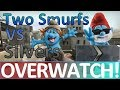 Two Smurfs VS Silvers CS:GO OVERWATCH!