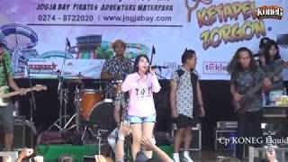 BOJOKU GALAK ~ KONEG LIQUID feat VIA VALEN  [Jogja Bay - Goyang Ombak - 2017] [COVER] Mp3