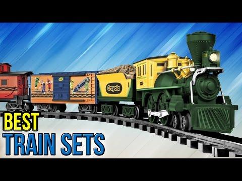 10 Best Train Sets 2017