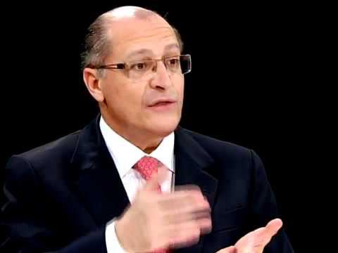 De Frente com Gabi - Geraldo Alckmin - Parte 1