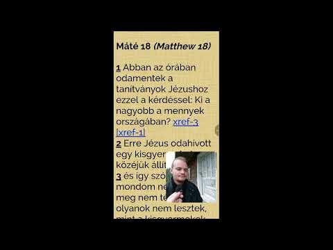 Jézus tanításának jelentése a karantén idején (Ki a nagyobb? Mt 18)