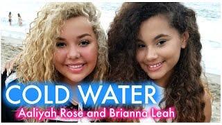Cold Water - Major Lazor and Justin Bieber (Aaliyah Rose and Brianna Leah)