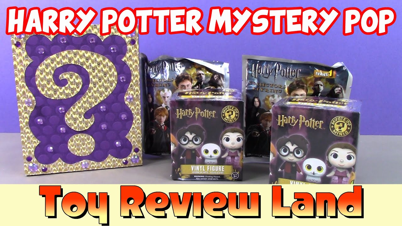 Harry Potter Funko Mystery Minis Blind Box Collector