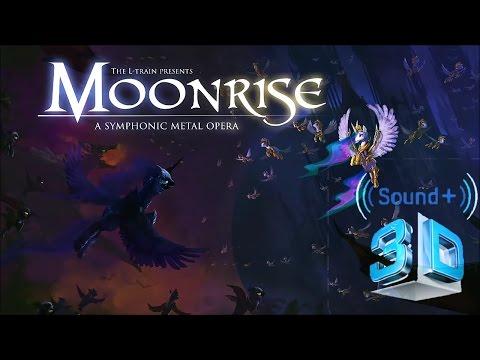 Moonrise: A Symphonic Metal Opera  (Surround Sound)