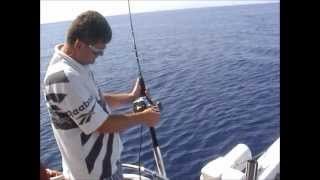 Кипр. Ловля тунца. Fishing Tuna in Cyprus-2012.www.southpalmira.com.