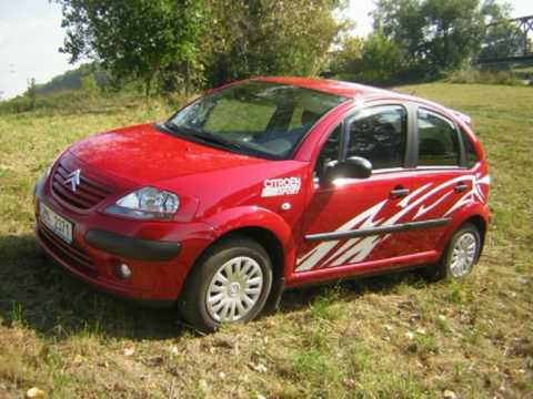 citroen c3 sport youtube